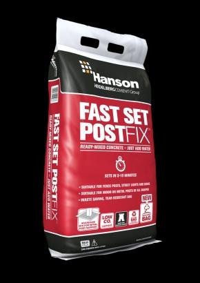 Hanson Fast Set Postfix Powder 20kg Thistle Timber