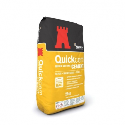 Hanson Quickcem X 25kg Thistle Timber Amp Building Supplies