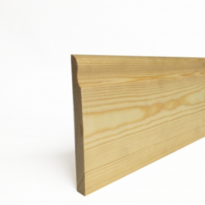 R Wood Ogee Skirting 15x145mm Thistle Timber Amp Building
