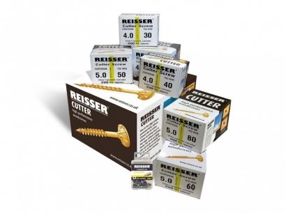 reisser r2 cutter 4 5 x 60mm 200 thistle timber building supplies. Black Bedroom Furniture Sets. Home Design Ideas